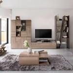 Inspiration décoration salon contemporain Gautier Brem