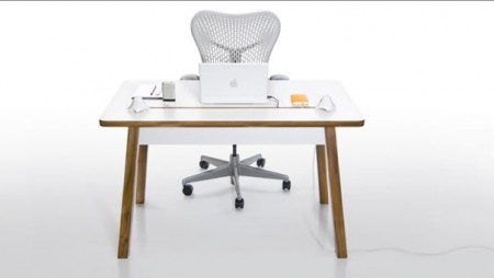 StudioDesk, le bureau optimisé pour notebook