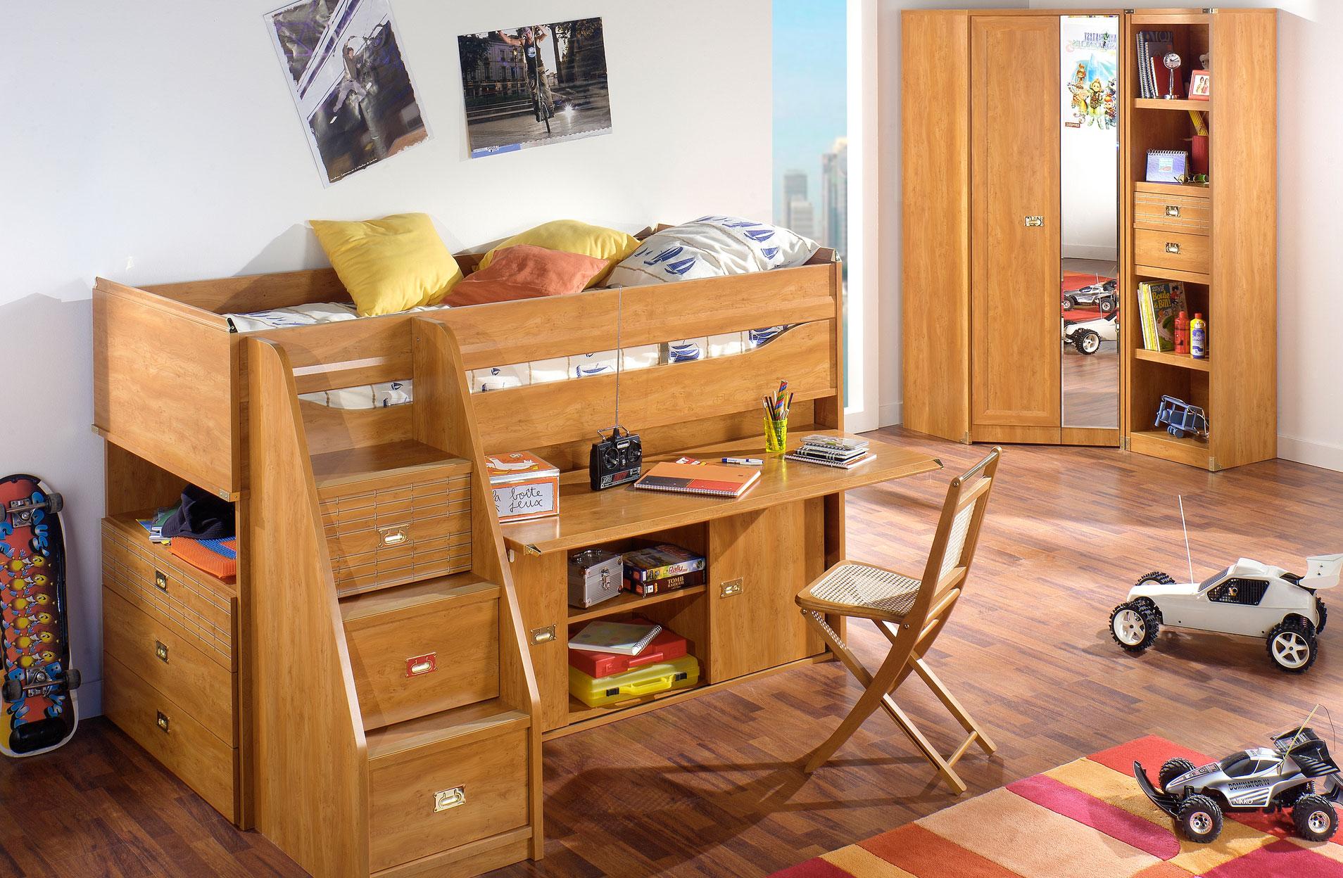 Inspiration d co lit superpos gautier calypso - Soldes meubles gautier ...
