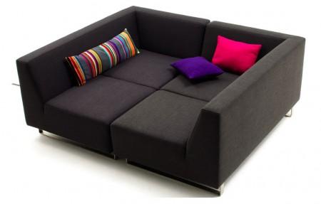 Canapé lounge BoConcept