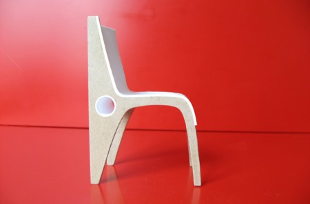 Chaise design by Levanzo