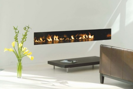 Linear burner system par Spark fires