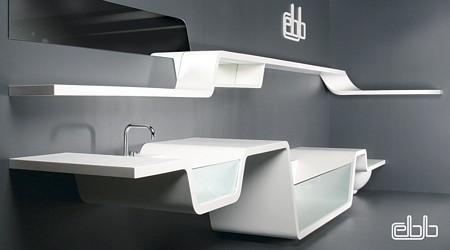 meuble salle de bain ultra design