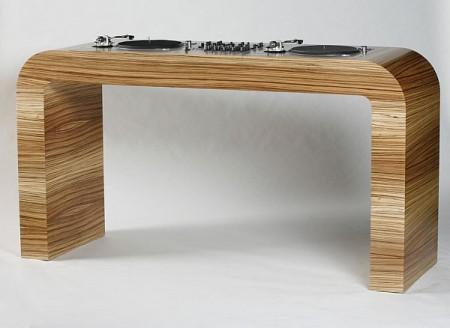 hoerboard table de mixage design. Black Bedroom Furniture Sets. Home Design Ideas