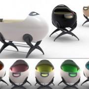 Coque design pour enfant Babycotpod