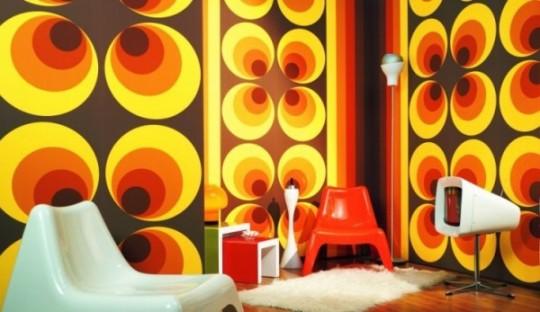 Décoration années 60 : les sixties sont de retour !