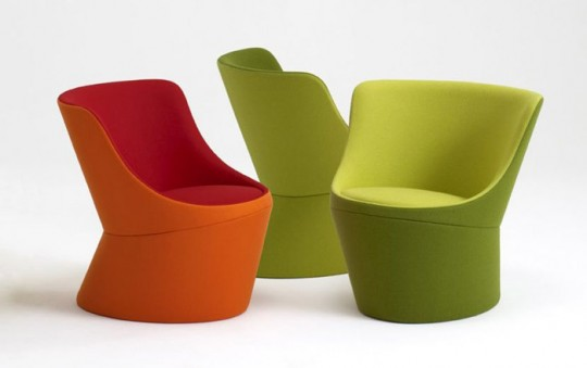 Didi chair by Busk+Hertzog