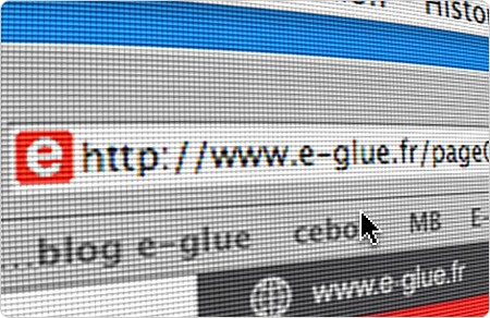 Eglue, le blog qui colle