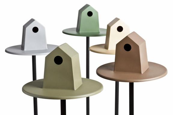 Spot, le nichoir à oiseaux design de Quentin de Coster