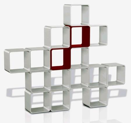 Etagère – cubes empilables Infini, R Pure