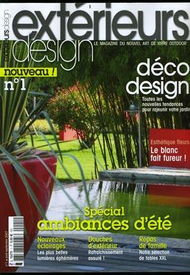 Extérieurs design magazine