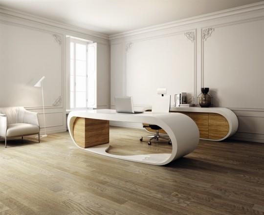 Goggle desk, le bureau du boss vu par Danny Venlet