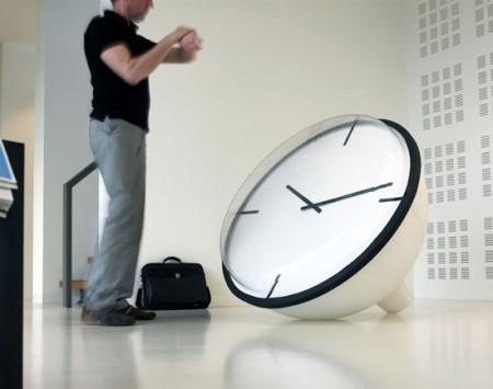 Horloge Oclock by Van Esch