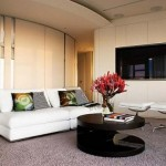 Idée de décoration originale pour un petit appartement