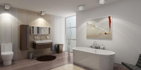 Idée déco : salle de bain design