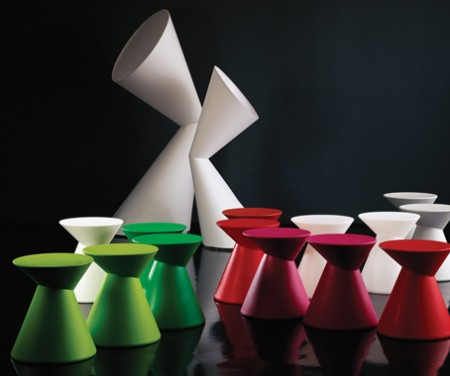 Tabouret design La la stool by Schiavello