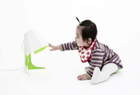 Chibi lamp by Designcode
