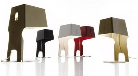 Lampe design Leti, Danese Milano