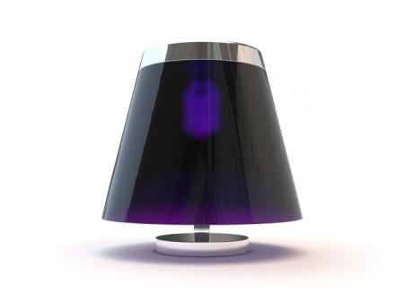 Lampe design She's light par Christian Vivanco