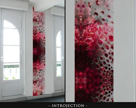 1 seul l de papier peint - Tapisserie moderne pour chambre ...