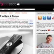 Le blog déco release 3 - 7 octobre 2010