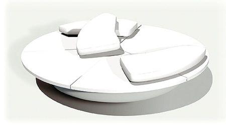 lit double design. Black Bedroom Furniture Sets. Home Design Ideas