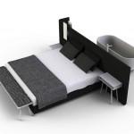 Lit Area - design Alain Gilles pour Magnitude