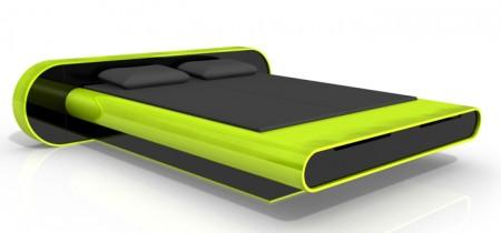 bedup le lit escamotable qui grimpe au plafond. Black Bedroom Furniture Sets. Home Design Ideas