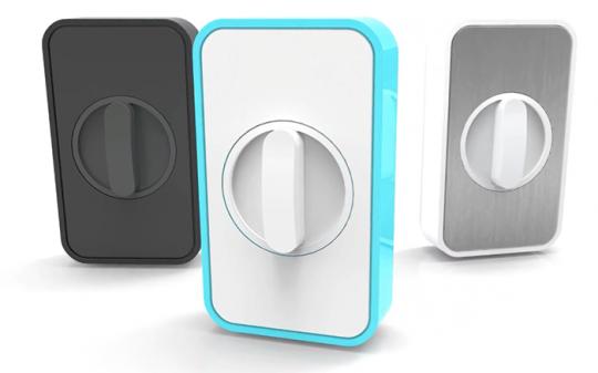 Lockitron, boitier serrure avec application smartphone