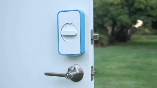 Lockitron fermez et ouvrez votre appartement avec votre for Ouvrir une porte avec une radio