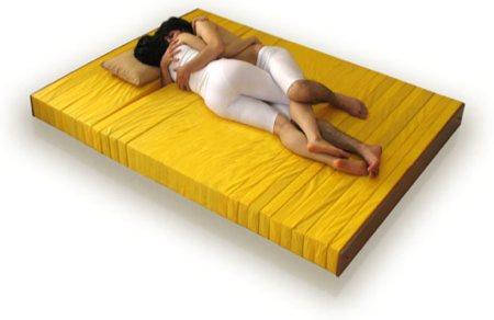 Love mattress, le matelas des amoureux