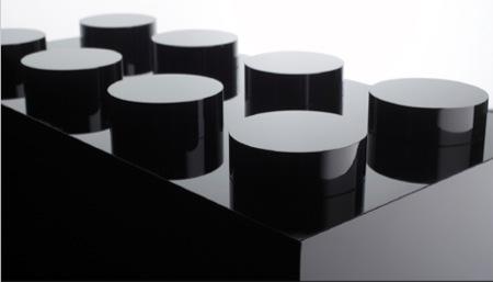 Lunablock, construire un meuble avec des briques Lego