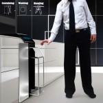 Machine à laver ultra compacte