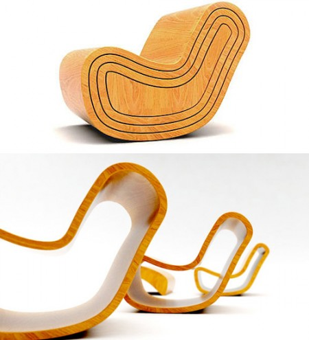 Magic chair par Dripta Roy
