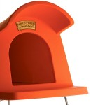 Niche design pour chien Dog House by Magis
