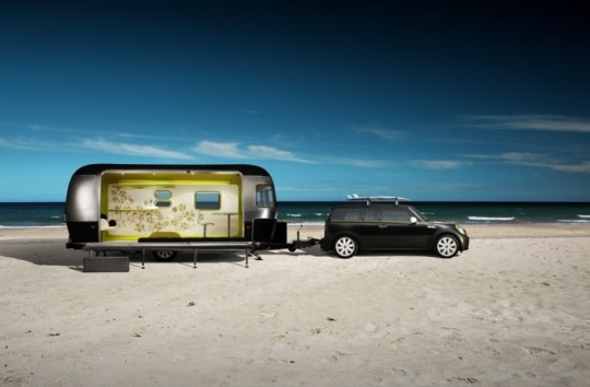 Mini and Airstream by Republic of Fritz Hansen