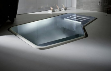 Piscine design, piscine en kit ou non design, moderne, originale