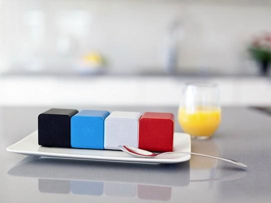 NuForce Cube, les petits haut-parleurs cubiques avec un son extraordinaire