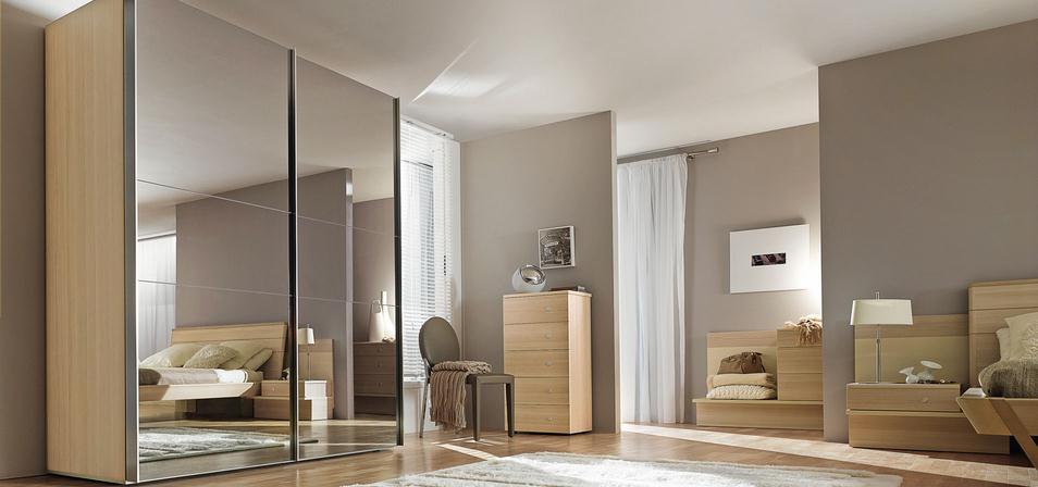 inspiration dressing avec portes coulissantes odea gautier. Black Bedroom Furniture Sets. Home Design Ideas