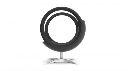 Fauteuil boule design Outerspace | Maxence Boisseau