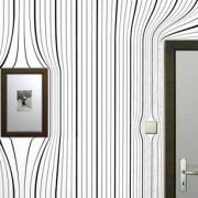 papier peint effet d 39 optique. Black Bedroom Furniture Sets. Home Design Ideas