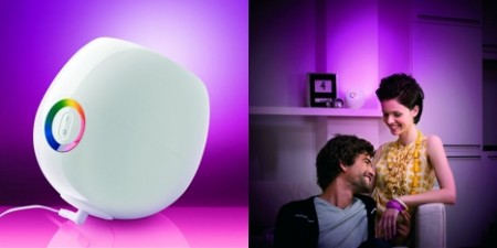 lampe philips mini living colors. Black Bedroom Furniture Sets. Home Design Ideas