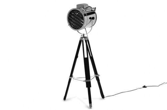 Lampadaire projecteur de cinéma Hollywood