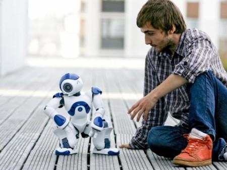 Nao, le robot domestique arrive chez vous !