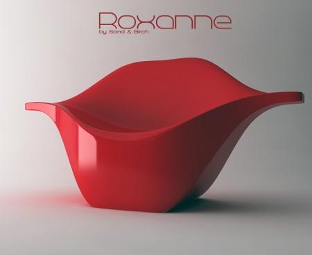 Fauteuil Roxanne by Sand & Birch