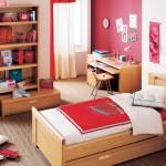 Ambiance déco chambre adolescent Gautier Savane