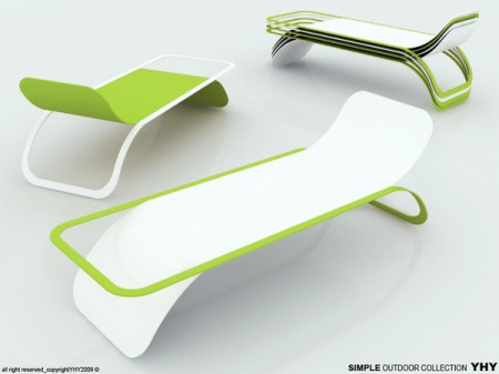 Simple outdoor collection, Yoann Henry Yvon