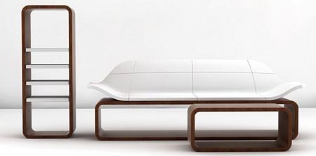 Sofa design Futura