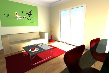 Logiciel d coration logiciel de d co gratuit pour la maison - Logiciel decoration interieur professionnel ...