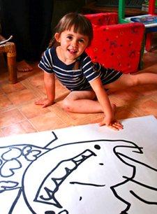 Artikids, les dessins de vos enfants en stickers